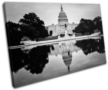 Washington DC Landmarks - 13-0533(00B)-SG32-LO